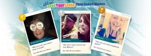 Love Your Selfie Photo Contest Winners - April 1st through April 6th