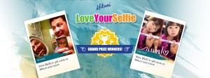 Love Your Selfie Photo Contest Grand Prize Winners