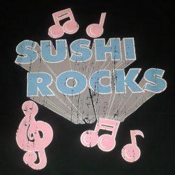 Sushi Rocks front